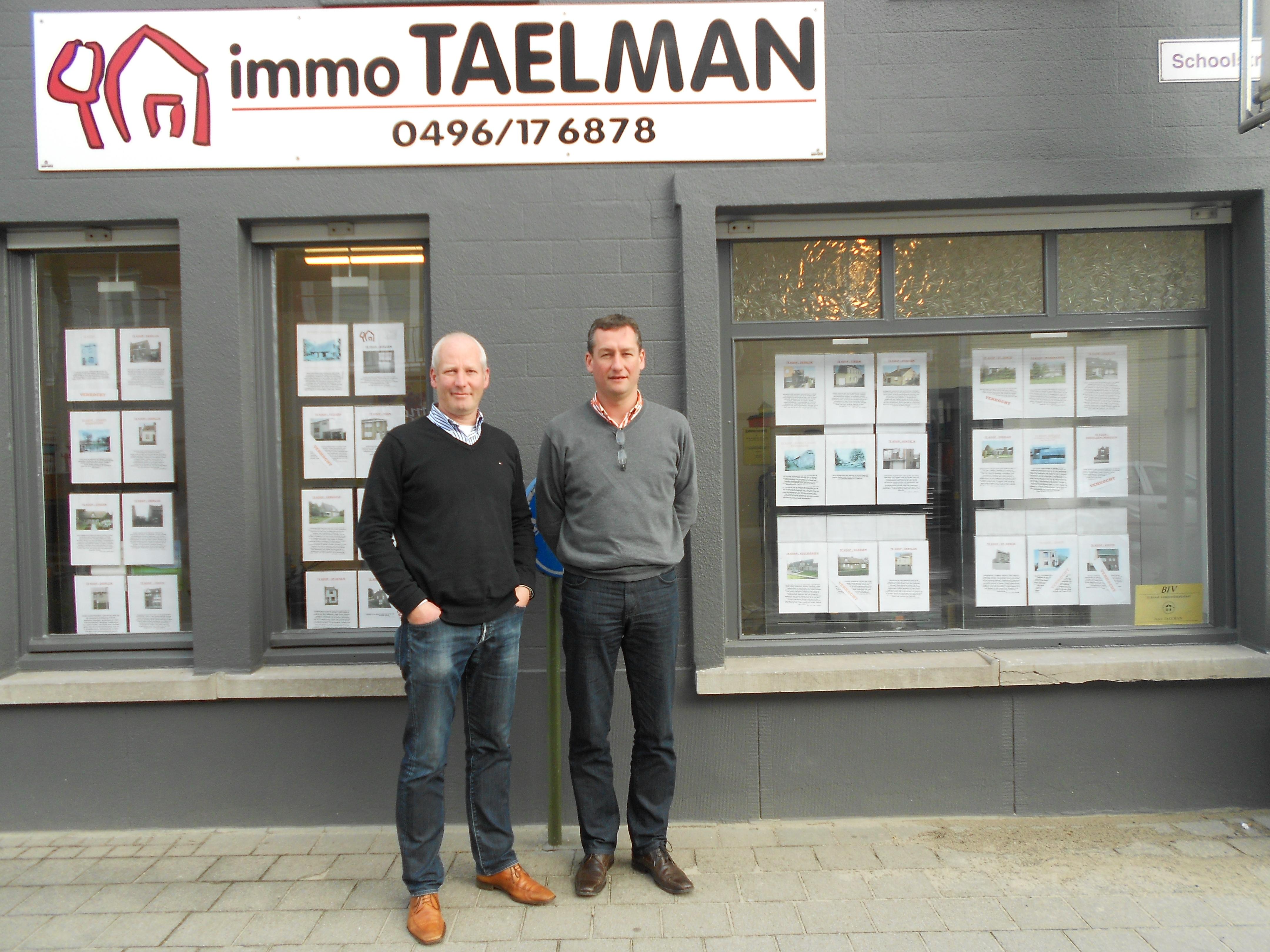 Vastgoedkantoor immo taelman deerlijk 8540 zimmo for Immo taelman